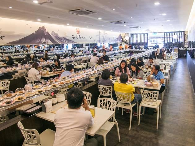 Sushi Mentai Kota Damansara