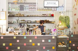 the cute coffee shop