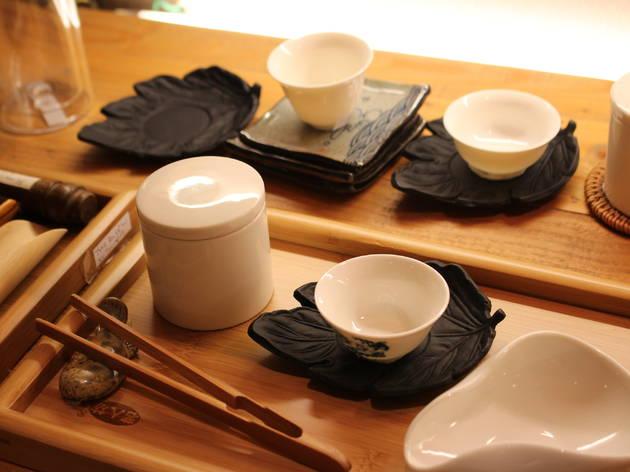 Go for tea tasting classes