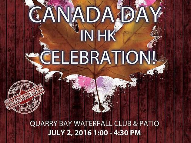 Canada Day in HK Celebration