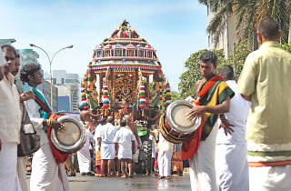 Colombo venerates Lord Murugan