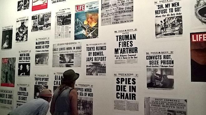 Beat Generation au Centre Pompidou : une expo qui laisse béat