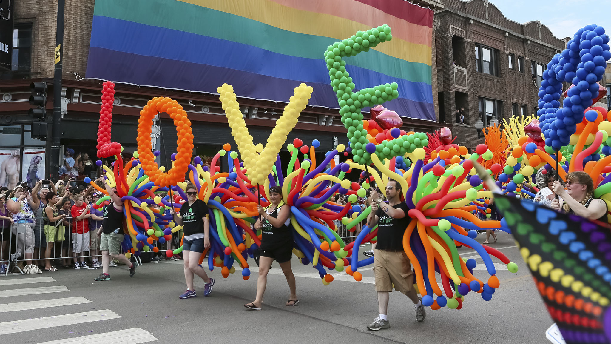 Photos from the Pride Parade