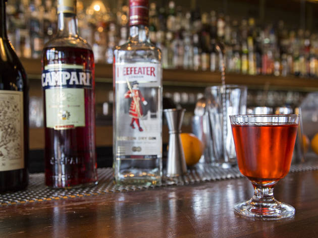 The 7 best negronis in Chicago