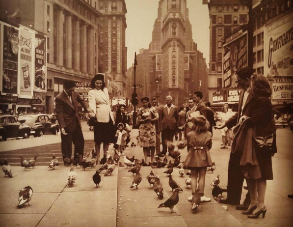 You can take a selfie in front of vintage NYC photos at the Museum of The City of New York