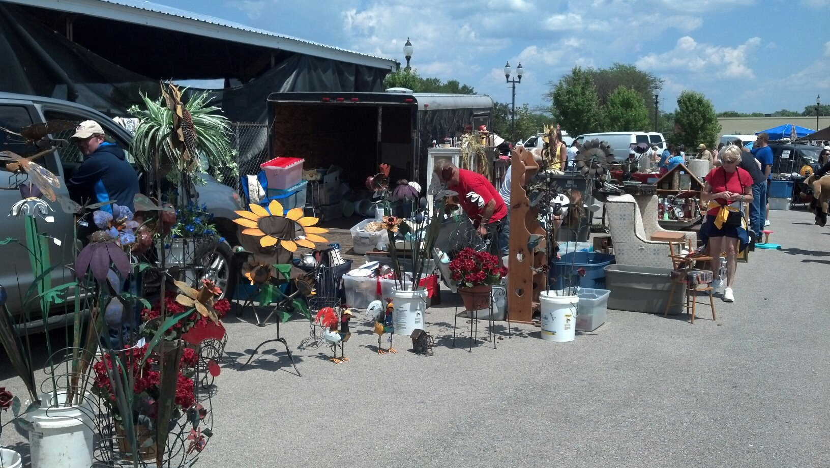 Kane County Flea Market