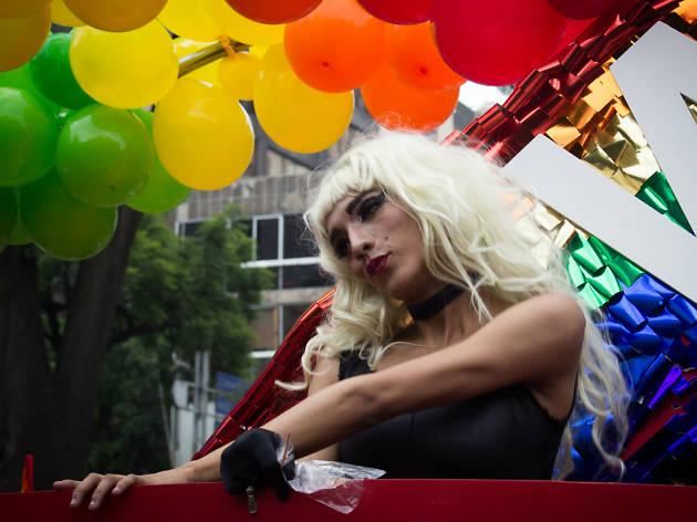 40 años de la Marcha del Orgullo LGBTTTI de la CDMX