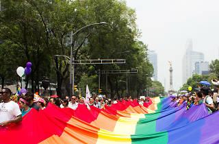 Marcha del Orgullo LGBTTTI 2018