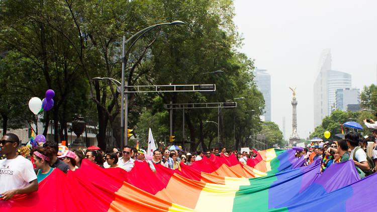 Bandera Arcoíris