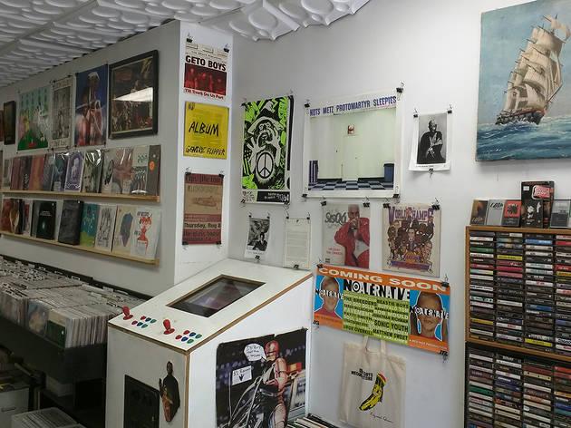 Deep Cuts Record Store