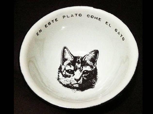 Retro-cat