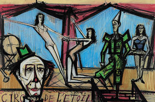 ©Bernard Buffet ADAGP, Paris (©Bernard Buffet ADAGP, Paris)