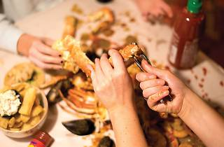 Endless Bags at House of Crabs