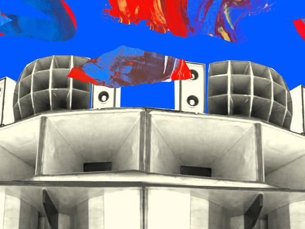 The Great Antipodean Reggae SoundSystem Carnival