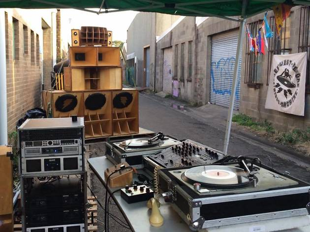 DIY Soundsystem | Things to do in Sydney