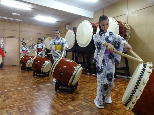 Wadaiko Syo Drum Centre