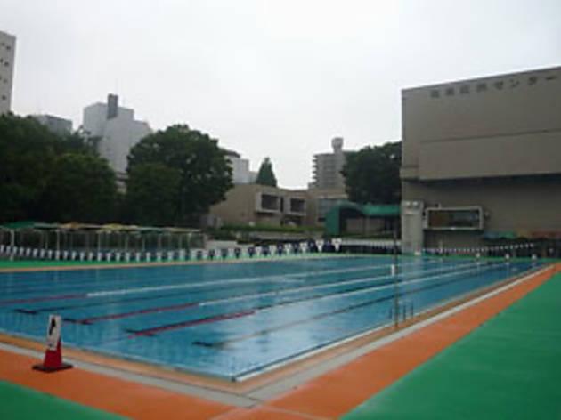 Meguro Citizens Center Gymnasium