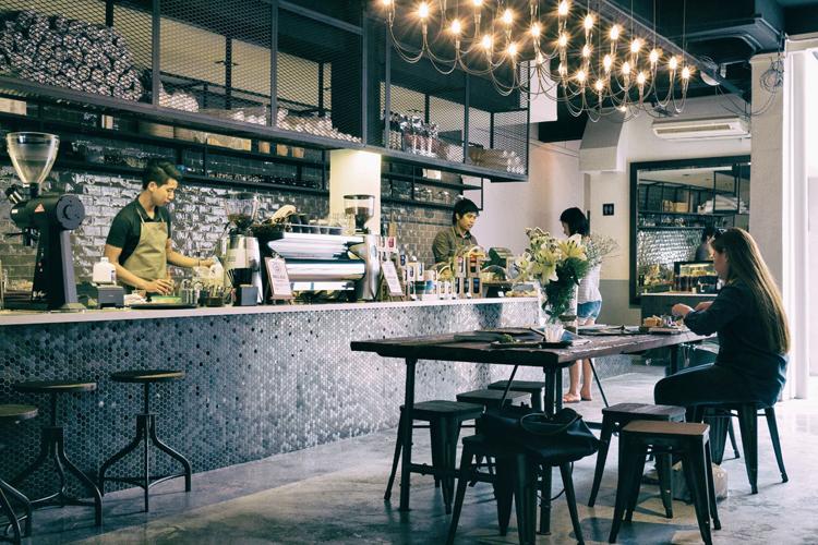 The Colony Cafe Menu