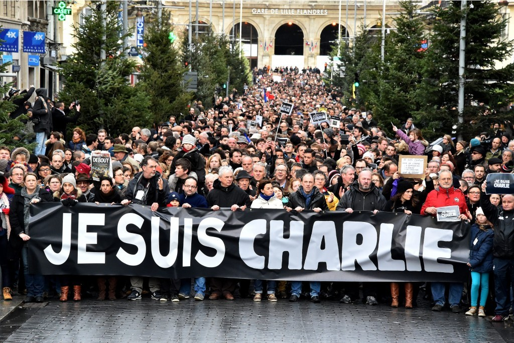 Tres días sin Charlie