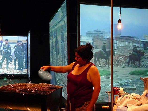 Frinje 2016: Testigo de las ruinas