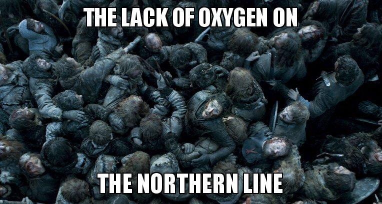 18 commuter struggles Londoners will understand, as told by 'Game of Thrones'