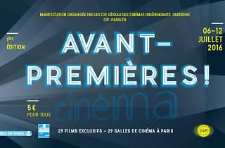 Avant-premières - CIP - Cinémas indépendants parisiens