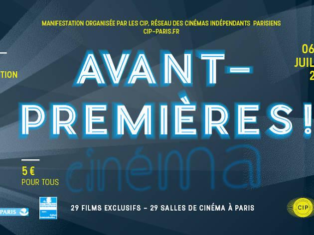"""Festival """"Avant-premières !"""""""
