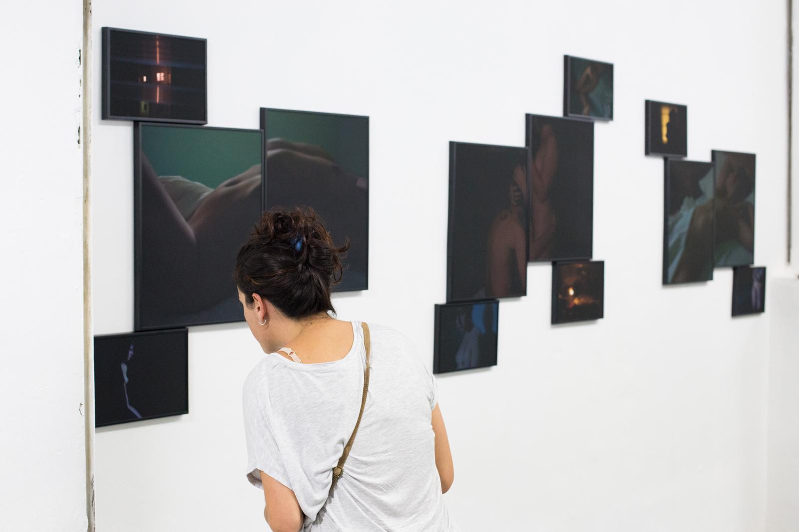Art Nou 2016:  Daniel Solsona. Anagnórisis