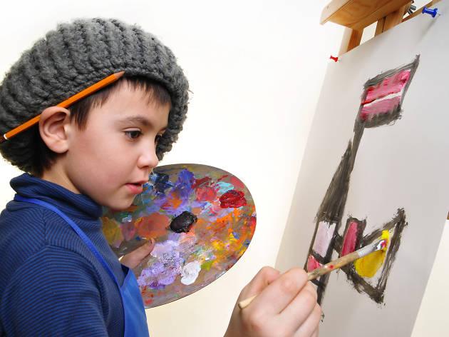 Devenir artiste au musée des Arts Décoratifs