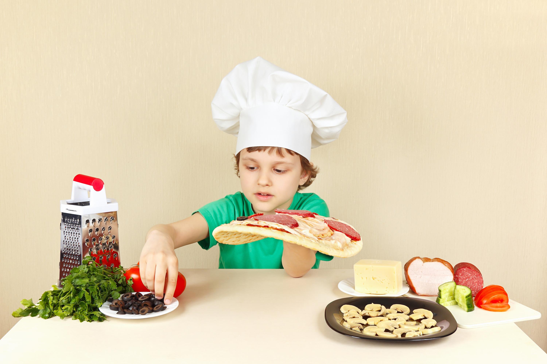 Ateliers cuisine pour petits gourmets