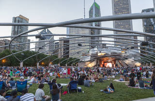 Check out the lineup of free concerts during the Millennium Park Summer Music Series