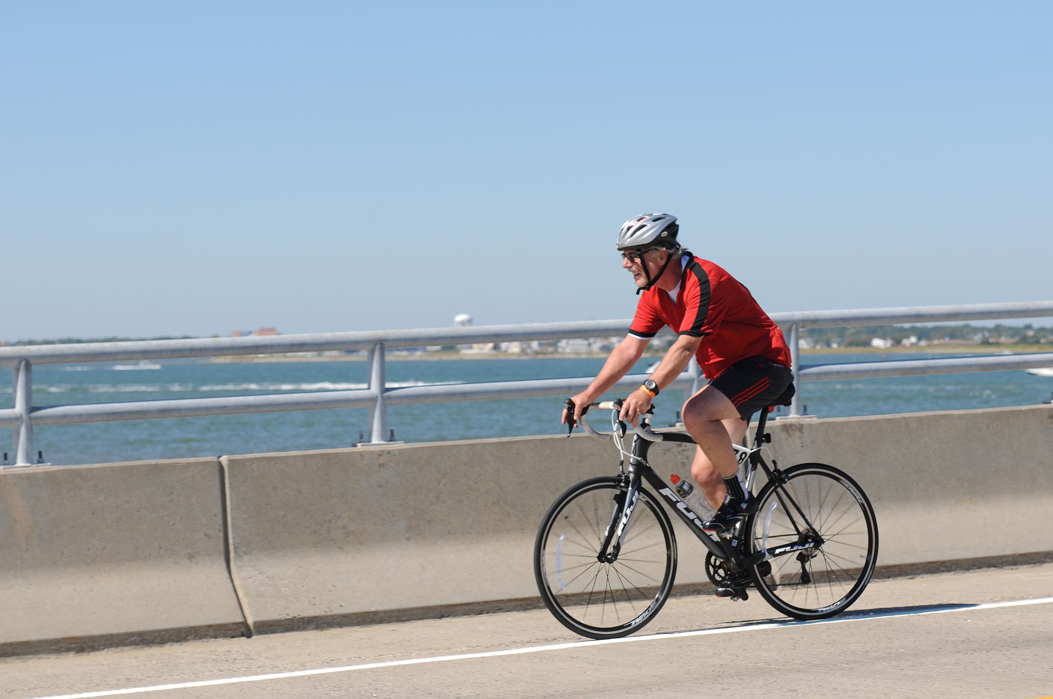 Ride bikes