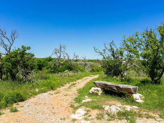 Crooked Horn Creek Nature Trail