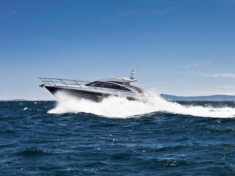 Circle Line: Beast Speedboat Ride