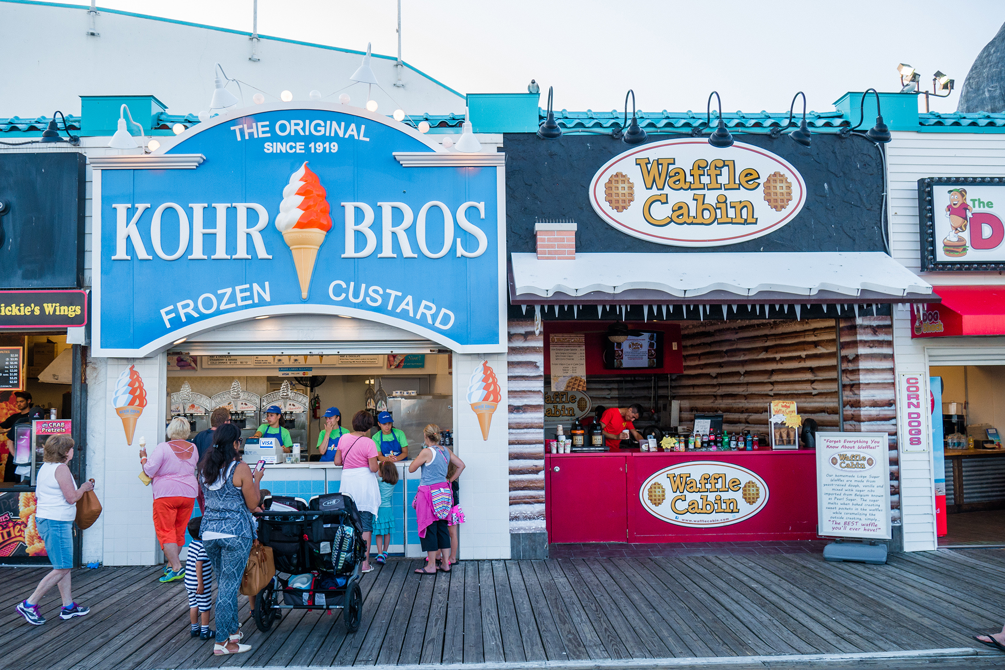 things to do in ocean city nj