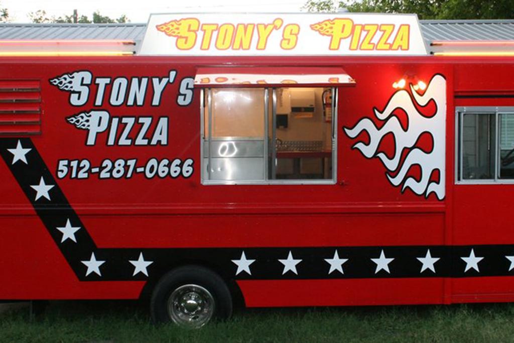 Stoneys Pizza
