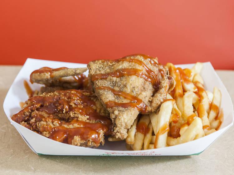 Harold's Chicken Shack
