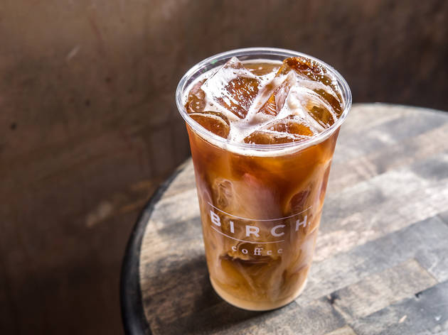 Check out the best iced coffee in NYC