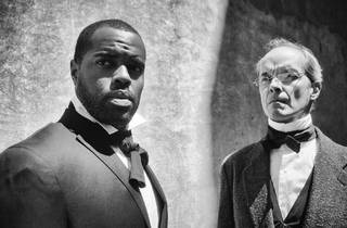 De'Lon Grant and Mark Ulrich in a promotional image for Douglass