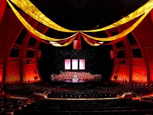 The Venetian Theatre