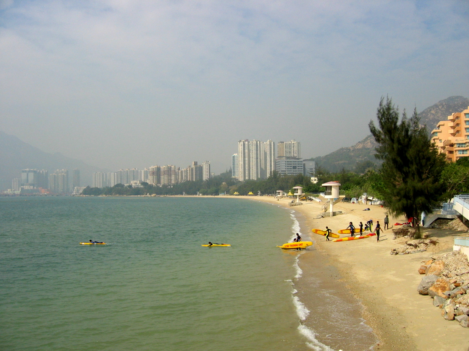 Park Island Hong Kong Restaurants