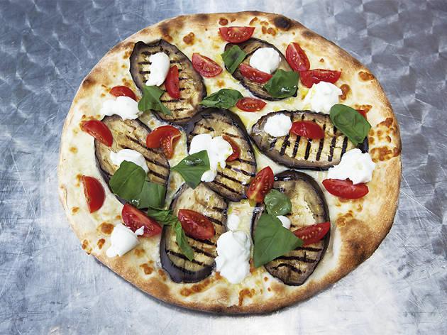 Pizza romana: visca la massa fina!