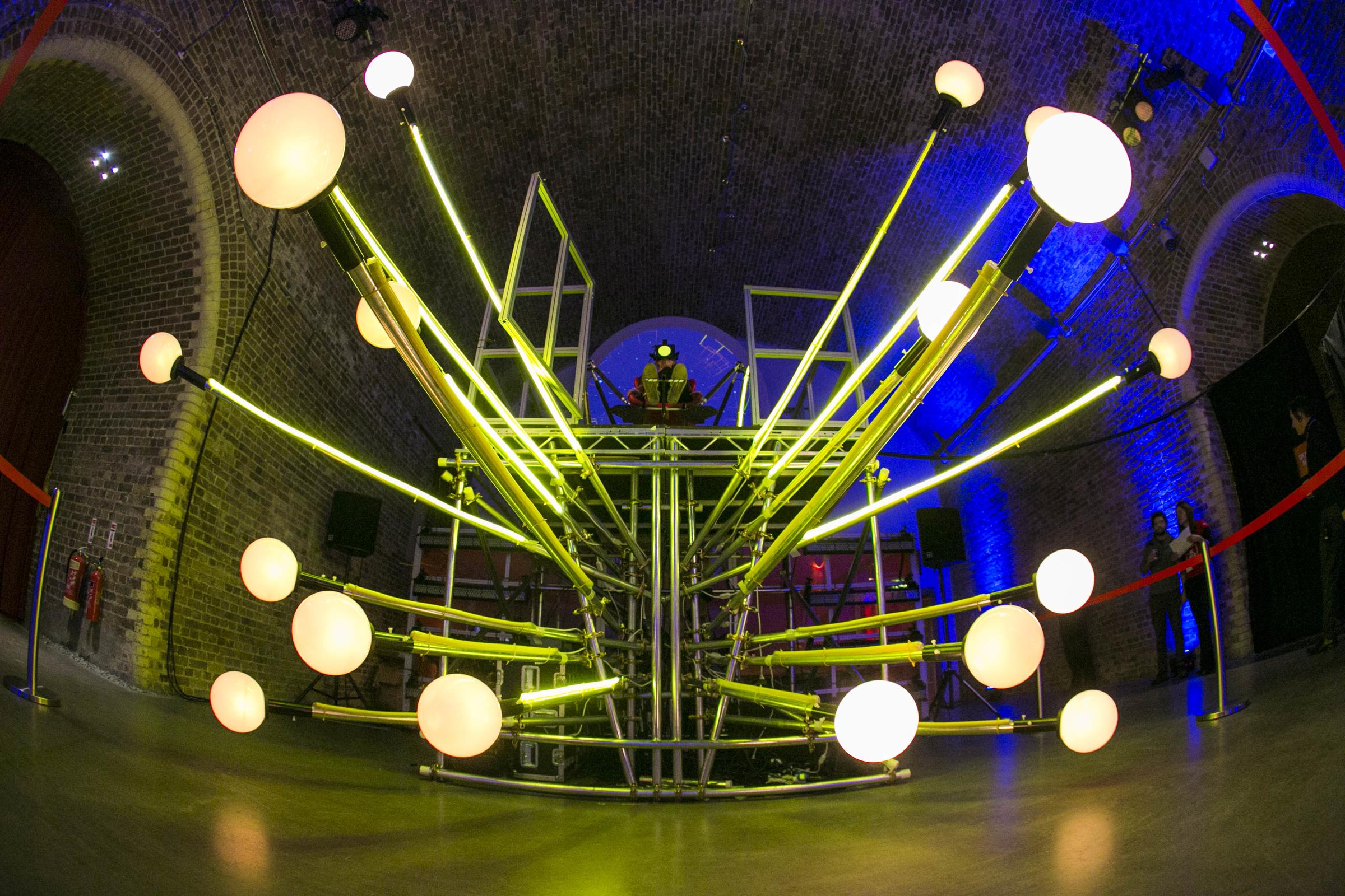 Win VIP passes to FutureFest plus one night at Mondrian London