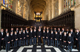 Choir of King's College