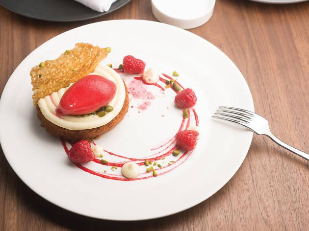 Mercato Italian cream cake