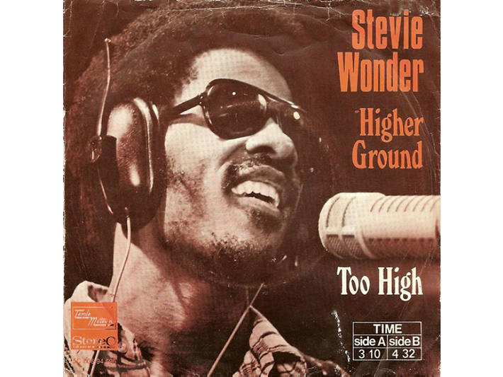 The best Stevie Wonder songs: Higher Ground