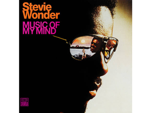 The best Stevie Wonder songs: Music of My Mind