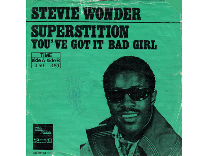 The best Stevie Wonder songs: Superstition