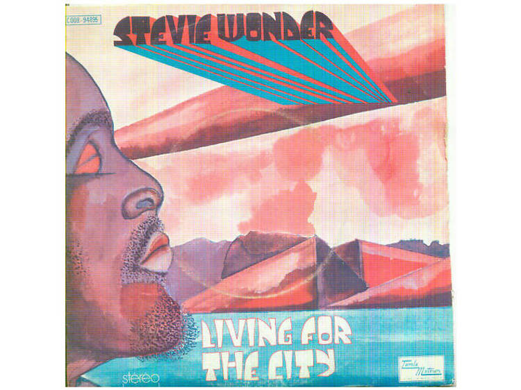 'Living For the City'