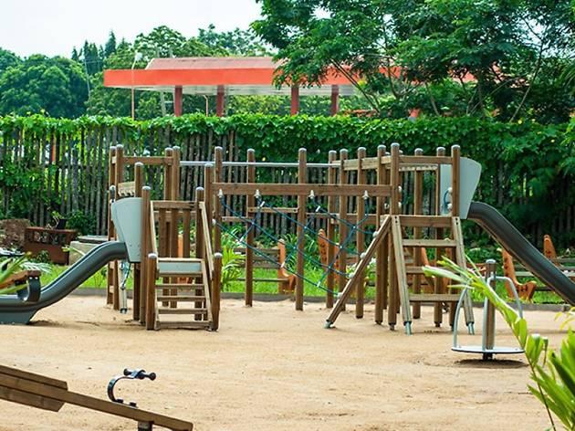 Avatarz playground in East Legon